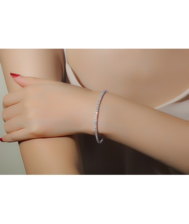 Bracelet jonc Trilogy