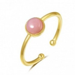 Bague LILA Spinel Rose