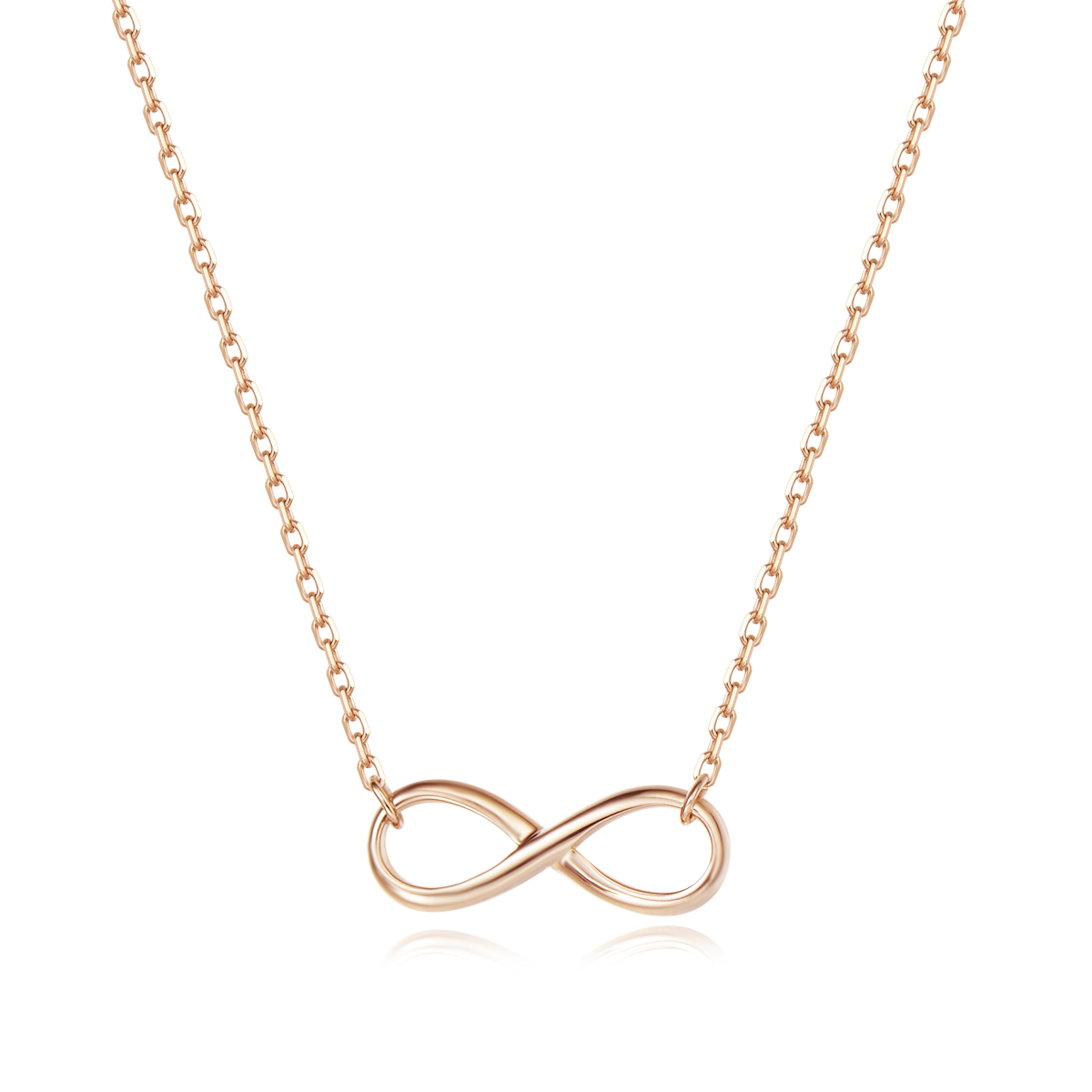 Collier infinity or